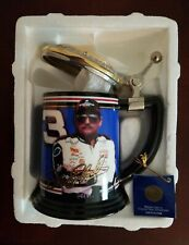 Dale Earnhardt-The Intimidator Collector Tankard by The Franklin Mint - Lnib