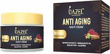 Dazel The Skin Pulse Saffron & Sandalwood Anti Ageing Unisex Night Cream 50 g
