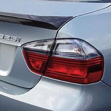 BMW OEM Black Line Tail Light Set 2006-2008 E90 Sedans 325i 328xi 63210406678