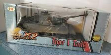 Ultimate Soldier XD Xtreme Detail,Tiger 1 Tank 1:18 Scale,-NIB