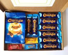 Terrys Chocolate Orange Gift Box Present Personalised Message Terry's Surprise