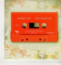 (GC654) Mamas Gun, Red Cassette - 2014 DJ CD