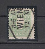 X2367/ AUSTRIA – MI # 12 II USED – CV 200 $