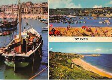 B100349 st ives cornwall ship bateaux    uk