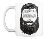 Beard I Like Bearded Men Gift Coffee Mug