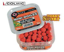 MINI BOILES 10 mm POP UP DIPPATE TUTTI FRUTTI SCRAPE COLMIC PCCA04B GR 30