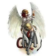 30mm Anime Angel girl KD Sexy goddess series colorless and self-assembled