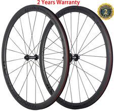 U Shape Carbon Wheels 38mm Clincher 25mm Width Wheelset Bicycle 700C Cycle Wheel