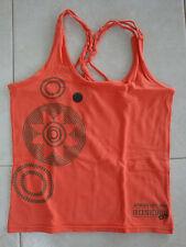 T-shirt à bretelles corail – Taille 10 ANS