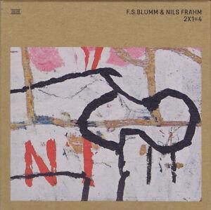 F.S.Blumm & Nils Frahm: 2x1=4