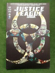 Justice League Saga 23 2015 - Dc Comics urban comics