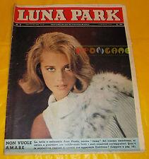 LUNA PARK 1964 n. 2 Jane Fonda, Raimondo Vianello