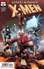 Uncanny X-men #21 Comic Book 2019 - Marvel