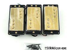 Fender Parallel Universe Troublemaker Tele Double Tap Humbucking GOLD PICKUP SET