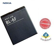 batteria originale Nokia BL-6F da 1200 mAh per N95 8GB / N78 / N7 nuovo bulk