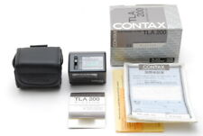 【UNUSED in Box】 Contax TLA 200 Black Shoe Mount Flash for G1 G2 From JAPAN #b58