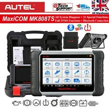 Autel Maxisys MK808TS OBD2 Diagnostic Scanner Injector DPF SAS BMS Airbag Reset