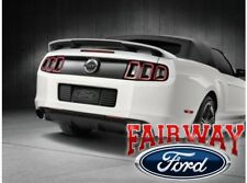 13 & 14 Mustang OEM Genuine Ford Rear Lower Boss CA Fascia Diffuser for V6 & GT