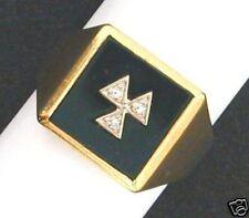 HERRENRING JASPIS/ DIAMANT 585er GOLD VK EUR 998,-