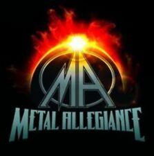 METAL ALLEGIANCE - METAL ALLEGIANCE [CD/DVD] NEW CD