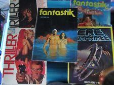 BD Ere comprimée - Fantastik - Thriller (no metal hurlant) recueils neufs