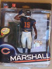 NFL McFarlane BRANDON MARSHALL Chicago Bears VARIANT CHASE Bronze Level