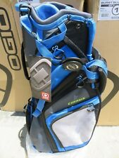 NEW Ogio 2018 CIRRUS BURST BLUE 7 Way Divider Carry / Stand Bag