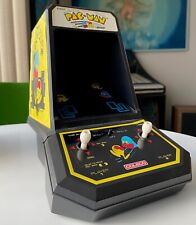 Vtg 1981 COLECO Mini Arcade PAC-MAN Game TABLETOP Midway TESTED WORKS Clean EUC!