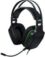 NEW Razer Electra V2 VIRTUAL 7.1 SURROUND SOUND Gaming Headset Analog Microphone