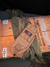 LONDON BRIDGE LBT-6133A MODULAR PRC-152 MOLLE RADIO POUCH COYOTE BROWN USMC