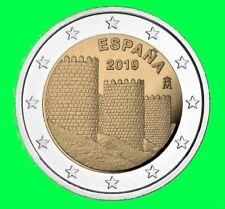 2 Euro Gedenkmünze Spanien 2019  *Altstadt und Stadtmauern von Ávila*