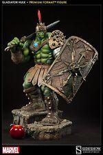 Marvel: Sideshow: GLADIATOR HULK Premium Format statue - RARE (thor/avengers)