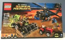 Brand New Lego DC Super Heroes Batman: Scarecrow Harvest of Fear 76054