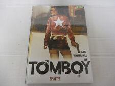 """TomBoy # 1  Splitter  """"wie neu""""  Matz Hill Jef"""