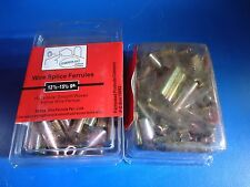 2 PACKAGES FENCE WIRE SPLICE (WS-150) 12 1/2 - 15 1/2 GA BARBED WIRE (100 count)