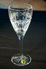 Beautiful Waterford Crystal Dolmen Claret Glass
