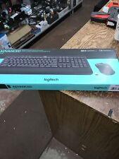 Logitech 920-008695 Wireless Keyboard and Mouse Bundle