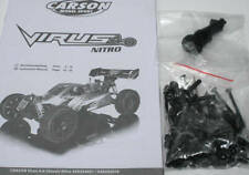 Carson Virus 4.0 Nitro 1:8 Buggy Schraubensatz und Kleinteile CV2®