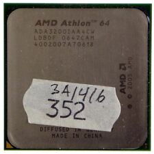 AMD Athlon 64 3200+ - ada3200iaa4cw (Ada 3200 cwbox) 2ghz id11404