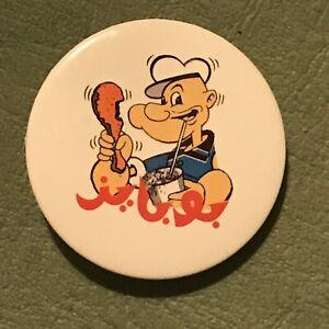 POPEYE Vintage Badge