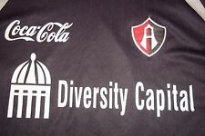 Diversity Capital Futbol Jalisco Sky Es Uno 8 Hugo Coca~Cola Corona Jersey Shirt