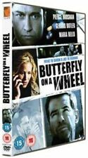 Butterfly on a Wheel 5051429101330 With Pierce Brosnan DVD Region 2