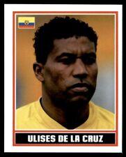 Merlin England (World Cup) 2006 - Ulises De La Cruz Ecuador No. 151