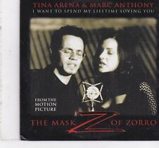 Tina Arena&Marc Anthony-I Want To Spend cd single