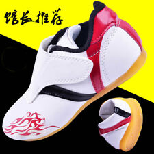 Kids adult taekwondo boxing sports shoes martial kungfu breathable wearproof men