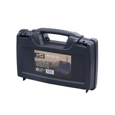 High-Desert Plastic Pistol Handgun Carry Case Hard Box Revolver Storage