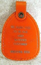 Vintage Indiana Bell Telephone Company Key Fob Keyring