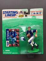 JIM HARBAUGH 1997 Starting Lineup Figure Bonus Card Indianapolis Colts NFL