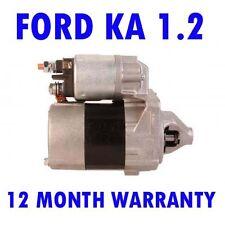 Ford ka 1.2 hatchback 2008 2009 2010 2011 2012 2013 - 2015 starter motor