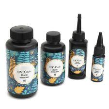 UV Resin Hard Glue Ultraviolet Transparent Handmade Art Crafts DIY Resin Mold